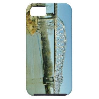 Iron Truss Bridge iPhone SE/5/5s Case