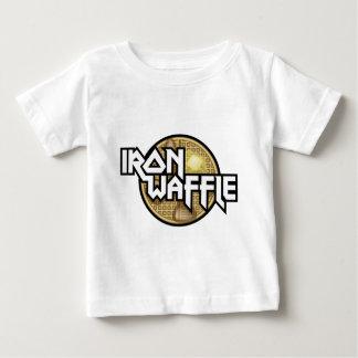 Iron Waffle - Light Baby T-Shirt