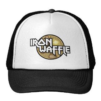 Iron Waffle - Light Trucker Hat