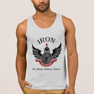 Iron Warrior - Gym Spartan Tank Top