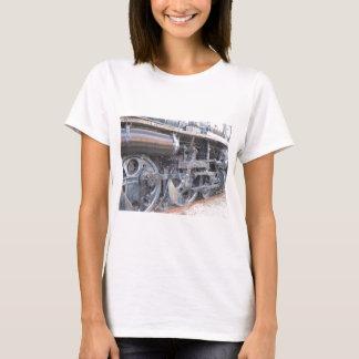 Iron Wheels Majestic Iron Horse Train Engine T-Shirt