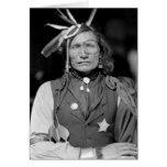 Iron White Man: 1900 Greeting Cards