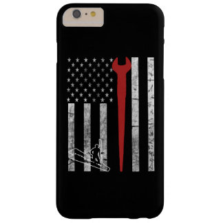 Iron Worker Barely There iPhone 6 Plus Case