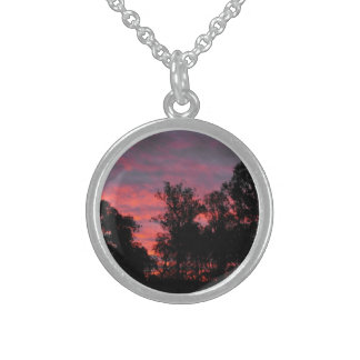 Ironbark Sunset Custom Necklace