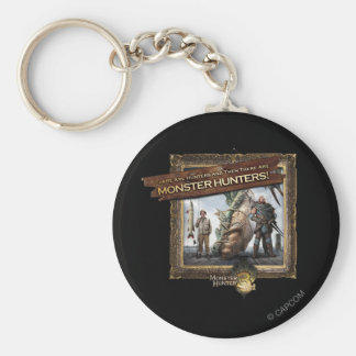 Ironbeard McCullough and Fisherman Keychain