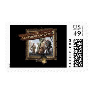 Ironbeard McCullough and Fisherman Postage