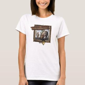 Ironbeard McCullough and Fisherman T-Shirt