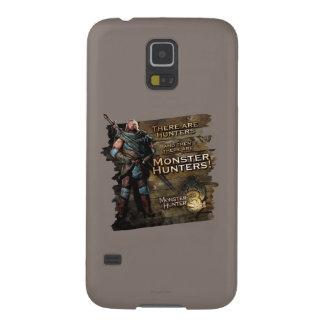 Ironbeard McCullough, hay cazadores, y entonces Carcasa De Galaxy S5