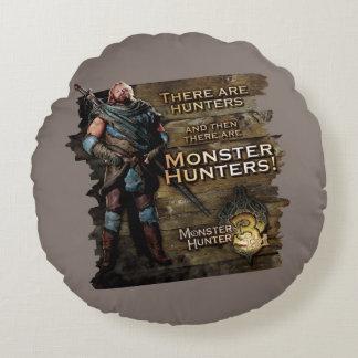Ironbeard McCullough, hay cazadores, y entonces Cojín Redondo