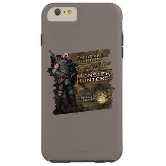 Ironbeard McCullough, hay cazadores, y entonces Funda De iPhone 6 Plus Tough