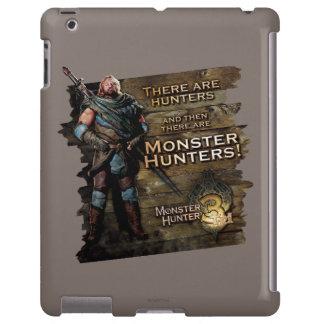 Ironbeard McCullough, hay cazadores, y entonces Funda Para iPad
