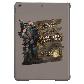 Ironbeard McCullough, hay cazadores, y entonces Funda Para iPad Air