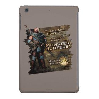 Ironbeard McCullough, hay cazadores, y entonces Funda Para iPad Mini Retina