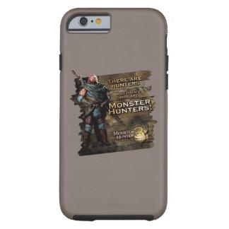Ironbeard McCullough, hay cazadores, y entonces Funda Para iPhone 6 Tough