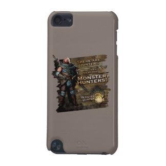 Ironbeard McCullough, hay cazadores, y entonces Funda Para iPod Touch 5G