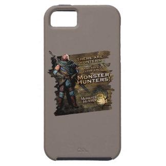 Ironbeard McCullough, hay cazadores, y entonces iPhone 5 Fundas