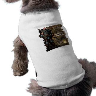 Ironbeard McCullough, hay cazadores, y entonces Playera Sin Mangas Para Perro