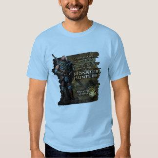 Ironbeard McCullough, hay cazadores, y entonces Poleras