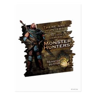 Ironbeard McCullough, hay cazadores, y entonces Tarjetas Postales
