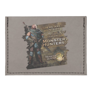 Ironbeard McCullough, hay cazadores, y entonces Tarjeteros Tyvek®