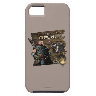 Ironbeard McCullough, Hunting season is open! iPhone SE/5/5s Case