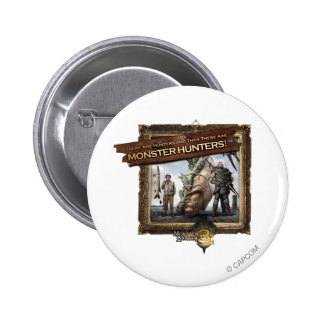 Ironbeard McCullough, There are Hunters, and then Button