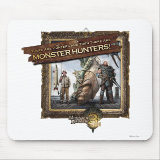 Ironbeard McCullough, There are Hunters, and then Mouse Pad