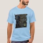 Ironbeard McCullough, There are Hunters, and then T-Shirt