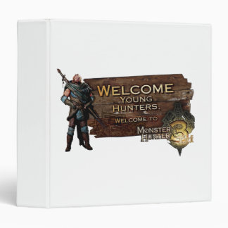 Ironbeard McCullough, Welcome young hunters to Mon Binder