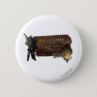 Ironbeard McCullough, Welcome young hunters to Mon Button