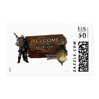Ironbeard McCullough, Welcome young hunters to Mon Postage