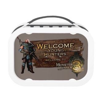 Ironbeard McCullough, Welcome young hunters to Mon Replacement Plate