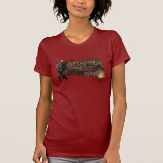 Ironbeard McCullough, Welcome young hunters to Mon Tee Shirts
