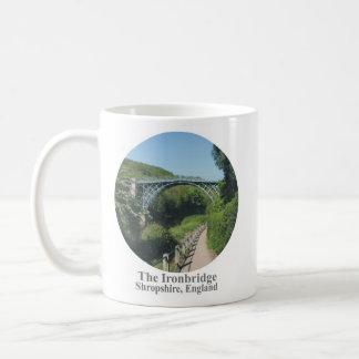 Ironbridge England Mugs