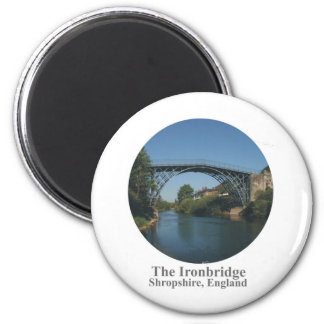 Ironbridge Shropshire Magnet