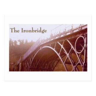 Ironbridge Shropshire Postal