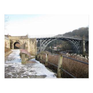 Ironbridge, Telford, Shropshire, Reino Unido Postales