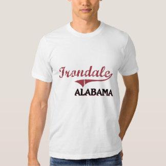 Irondale Alabama City Classic Tees