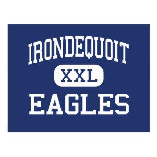 Irondequoit - Eagles - High - Rochester New York Postcard