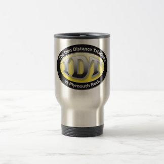IronDistance Triathlon 15 Oz Stainless Steel Travel Mug