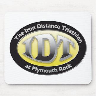 IronDistance Triathlon Mouse Pad