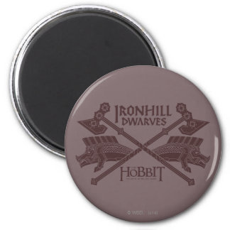 Ironhill Dwarves Movie Icon Magnet