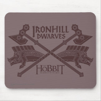 Ironhill Dwarves Movie Icon Mouse Pad