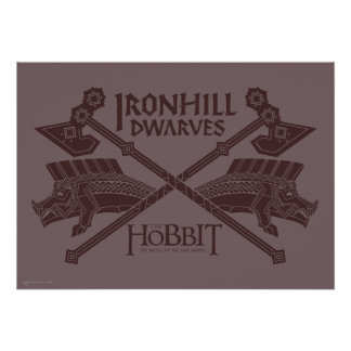Ironhill Dwarves Movie Icon Poster