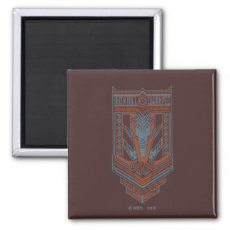 Ironhill Dwarves Shield Icon Magnet