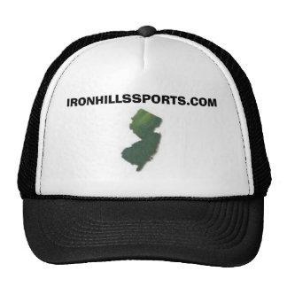 IRONHILLSSPORTS.COM - Modificado para requisitos p Gorras