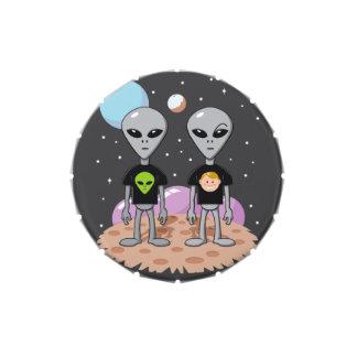 Ironic Aliens Candy Tin