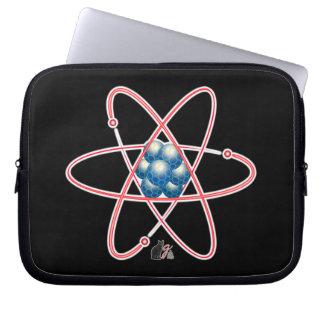 Ironic Atomic Laptop Sleeve
