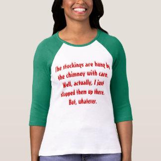 Ironic Christmas Shirt