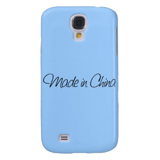 Ironic Made in China Samsung Galaxy S4 Cover